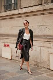 leather clothing pieces for women
