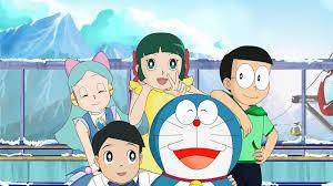 Doraemon and his friends #Doraemon #Friends #4K #wallpaper ...