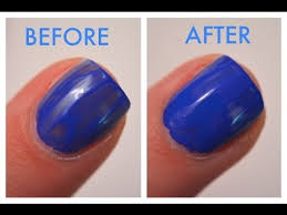 how to fix streaky nail polish you