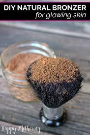 cornstarch cocoa powder makeup