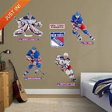 New York Rangers Nhl New York Rangers Ranger Fathead
