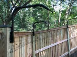 Cat Fence Conversion Kit With A 1 Foot Vertical Extension 100 Feet