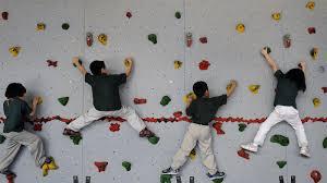 rock climbing basics gyms near me
