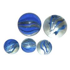 decorative flat glass marbles for vases