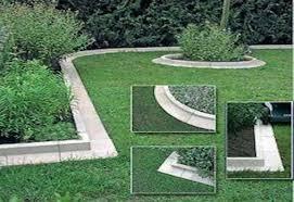 garden edging ideas with bricks
