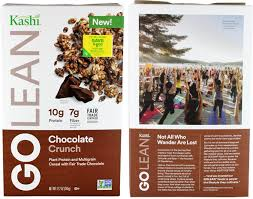 golean chocolate crunch review