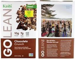 kashi go lean crunch nutrition label