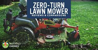 6 best zero turn mowers parison