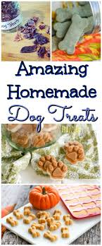 5 top homemade dog treats to try