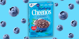 blueberry cheerios are hitting