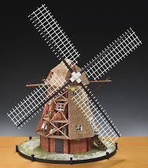amati dutch windmill 30th scale quality