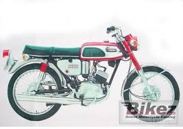1971 yamaha yas1 specifications and