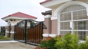 Gate Designs For House In The Philippines In 2020 House Gate Design Main Gate Design House Main Gates Design