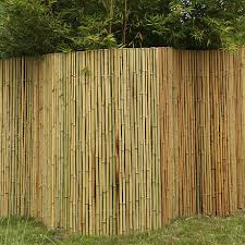 Outdoor Fence Fence Japanese Bamboo Woven Products Fence Courtyard Garden Bamboo Pole Bamboo Fence Bamboo Wall Bamboo Fence