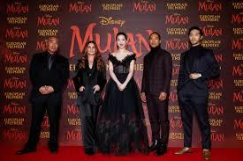 Disney's Mulan release date delayed ...