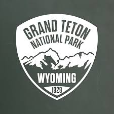 Grand Teton National Park Macbook Laptop Car Decal Etsy