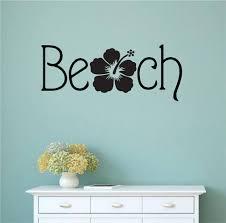 Life S A Beach With Starfish Family Vinyl Decal Sticker Summer Sand Beach Ocean Ushirika Coop