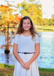 Adeline Miller, JGS student of the year | Tempo | hannapub.com