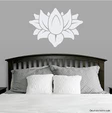 Lotus Wall Art Decal