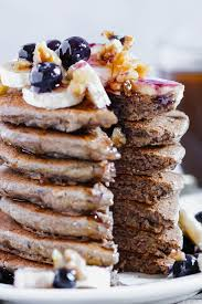 vegan buckwheat pancakes gluten free