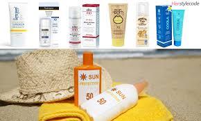 best sunscreens to wear under makeup