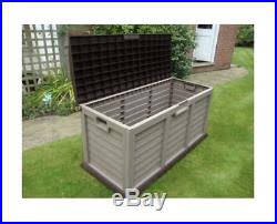 storage container unit box trunk brown
