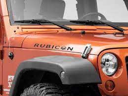 Poison Spyder Jeep Wrangler Rubicon Spyder Hood Side Decal Black 51 46 016 B 87 20 Jeep Wrangler Yj Tj Jk Jl