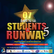 studentsontherunway5 hashtag on Twitter