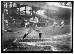 Ivy Olson, Cleveland AL, at National Park, Washington, D.C. (baseball)] |  Library of Congress