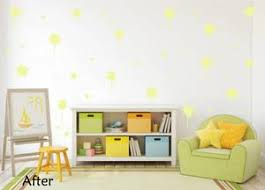 Pale Yellow Paint Splatter Decals Paint Splat Decal Whimsidecals