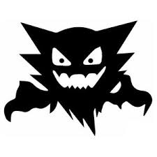 Pokemon Haunter Anime Window Car Decal Sticker Pokemon Go Jdm Vinyl Decal Ebay