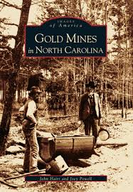 Image result for gold miner, north carolina gold rush