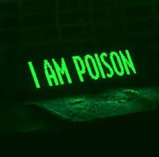i am poison tumblr