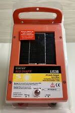 Red Snap R Esp10m Rs Solar Power Fence Controller 6 Volt For Sale Online Ebay