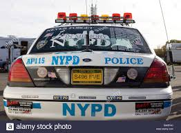 Police Car Stickers High Resolution Stock Photography And Images Alamy