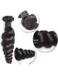 peruvian virgin hair weave loose wave