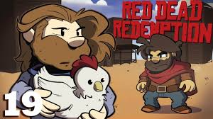 Red Dead Redemption   Let's Play Ep. 19: Once Upon A Time in the West    Super Beard Bros.