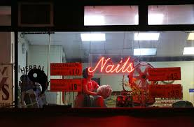 the of nice nails the new york