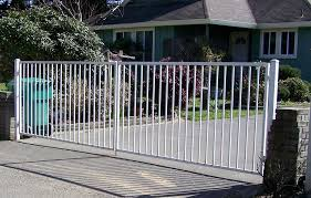 Difranco Gate Fence Company Residential Commercial Custom Automated Gate Contractor Western Style Double Swing Driveway Automatic Gates Builder Sonoma County Ca