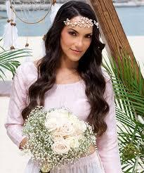 bridal boho looke top wedding makeup