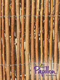 Willow Natural Fencing Screening Rolls 1 83m X 1 83m 6ft X 6ft By Papillon Garden Fence Panels Willow Screening Fence Screening