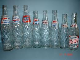 old pepsi bottles by year pepsi