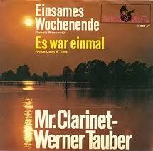 45cat werner tauber mr clarinet