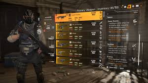 division 2 sweet dreams exotic how to