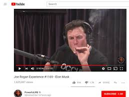 tesla stock falls after elon musk s podcast appearance raleigh