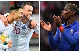 Euro 2020, l'Italia rischia un girone di ferro con Francia e Portogallo