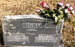 Adeline Phillips Binam (1853-1941) - Find A Grave Memorial