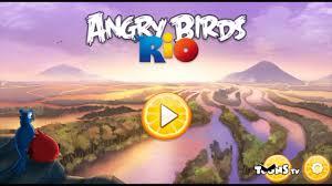 Angry Birds Rio - Smuggler's Den - All Level Walkthrough, Gameplay ...