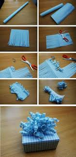 Pin by Alanna Carter on wrapping | Creative gift wrapping, Diy gifts, Gift  wrapping bows