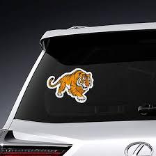 Prowling Bengal Tiger Sticker